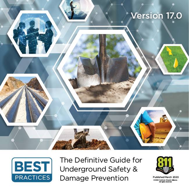 Best Practices - The Definitive Guide for Underground Safety & Damage Prevention